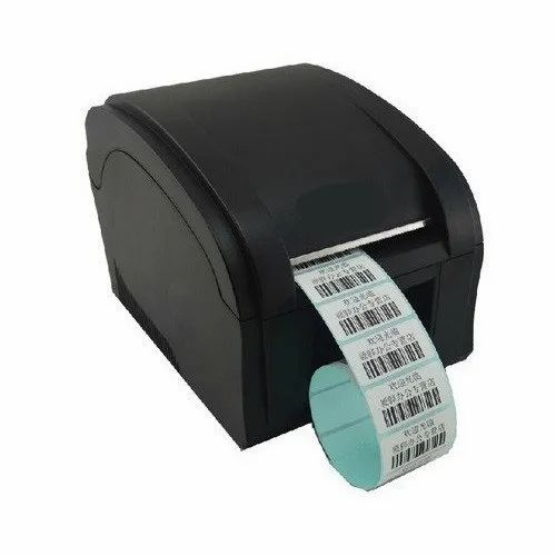 Electric Barcode Printer, USB, Speed: 0-50 meter per hour