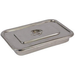 Medical Instrument Tray with Cover