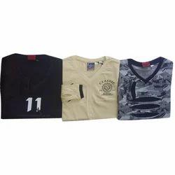 Mens Cotton T Shirts, Size: S to XXXL