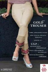Ladies Party Wear Trouser