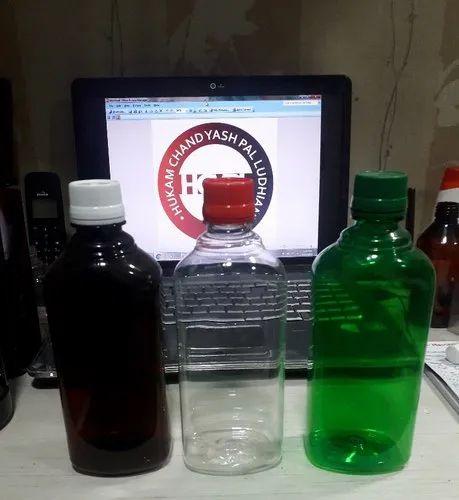 Pet Lotion Bottles