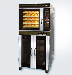 Sinmag Convection Oven With Proover