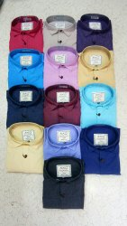 Cotton MENS PLAIN Filafil SHIRTS