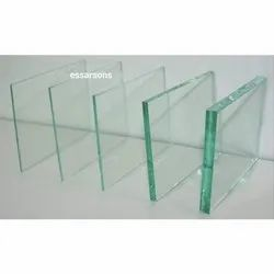 Plain 10mm Transparent Clear Float Glass