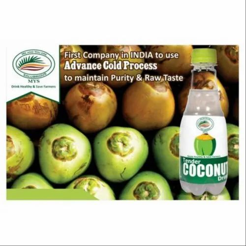 Mys Agro Green Tender Coconut Water