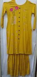 Ladies Palazzo Suit/Fashion Bazar