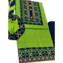 Wedding Wear Cotton Dress Material