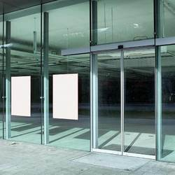 Glass Shop Front Fabrication Services