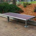 SS Outdoor Designer Bench