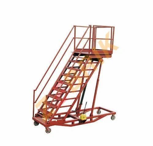Aluminium Ladders Aircraft Ladder Manufacturer From Chennai