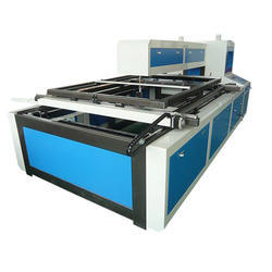 Double Head Laser Die Board Cutting Machine