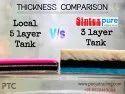Sintexpure Antibacterial Triple Layer Tank 10000 Ltr Capacity