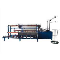Semi Automatic Chain Link Fencing Machine At Best Price In
