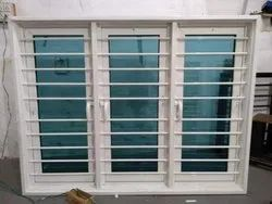 Z Section 3&1 Aluminium Window