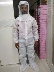 Full Body PPE Kit Helmet Not Included