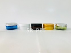 Colored Pet Jars