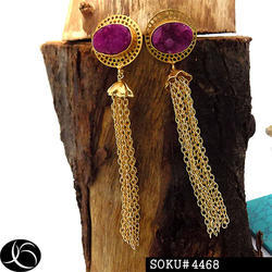 Druzy Collection Earring