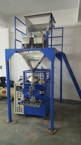 Automatic Wafer Namkeen Pouch Packing Machine WFM -50 R, Speed: 30-50 Pack/min