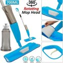 Spray MOP with Brush Cleaner Water Spraying Floor Cleaner ((ITN-346)