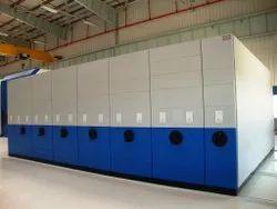 7-10 Feet Steel Office Almirah, Storage Capacity: 50-160 Kg