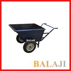 Concrete Wheel Trolley