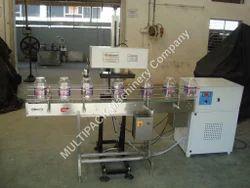Jar Induction Cap Sealing Machine