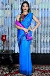 Tussar Gicha Silk Sarees