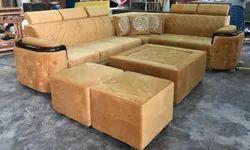 9 Seater L-Shape Sofa