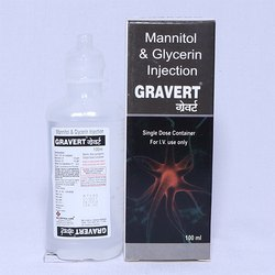 Mannitol & Glycerin Injection 100ml