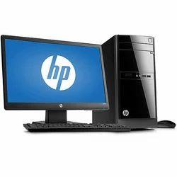 HP Desktop Computer, Memory Size (RAM): 512