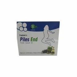 Herbal Piles End Kit