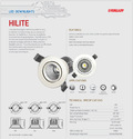 Cool White 5w Led Downlight Eveready, 7 W, Model Name/number: Hilite