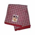Red Checks Mens Style Cotton Gamcha