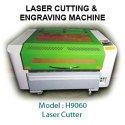 Automatic CO2 Laser Cutting and Engraving Machine