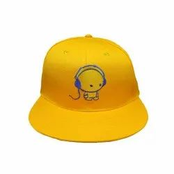 Graphic Cartoon Hip Hop Cap