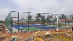 Sports Link Fence