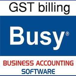Busy GST Billing Accounting Software, Latest, Model: Basic, Standard & Enterprise