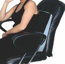 PU Foam Ambygo Orthopaedic Back Rest - Regular for Office