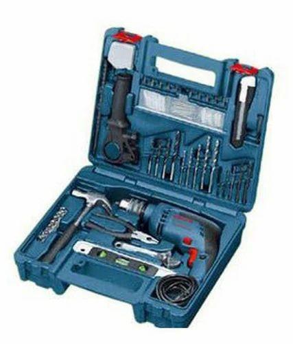 Bosch 1G GSB 13 RE Impact Drill Kit, 600 W