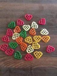 Heart Fryums
