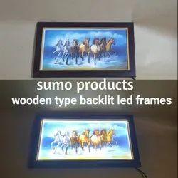 Small LED Photo Frame
