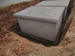 Underground Sump Tank