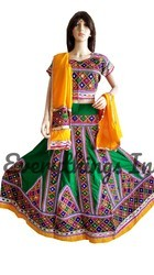 Embroidered Chaniya Choli
