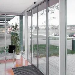 Sliding Automatic Glass Sensor Door