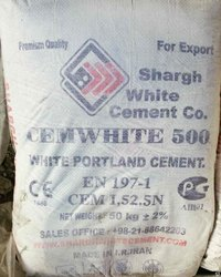 White Cement For Export