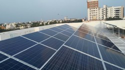 Commercial On Grid Solar PV System