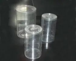 PVC Cylinderical Box