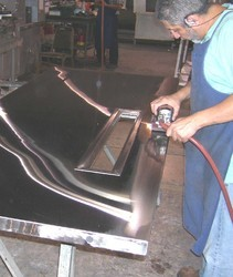 Stainless Steel Structure Fabrication