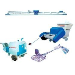 Trimix Machinery Set