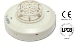 ADDRESSABLE HEAT DETECTORS